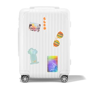 RIMOWA x Garrett Leight Luggage Sticker Set 2 | RIMOWA