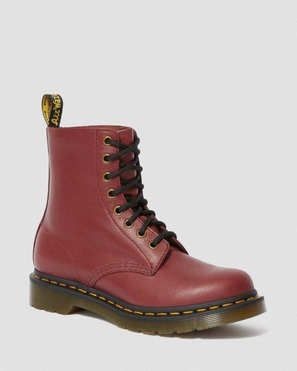 1460 红色马丁靴