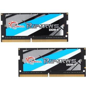 $109.99G.SKILL Ripjaws 32GB (2x16G) DDR4 2400 笔记本内存