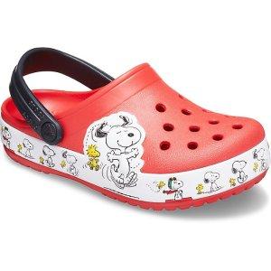 Crocs大童款洞洞鞋
