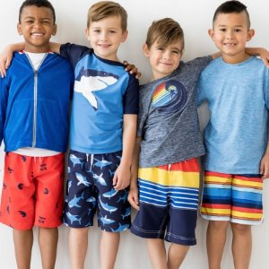 Up to 60% OffBoys Sale @ Hanna Andersson