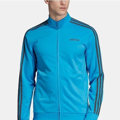 $25.00adidas Men's Essentials 3-Stripe Track Jacket