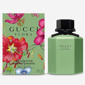 限量错过无 封面款$92Gucci 高颜值香氛专场 限定花之舞、炼金术的花园都有