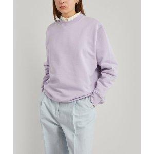 Acne Studios香芋紫卫衣