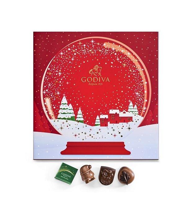 圣诞礼盒24粒