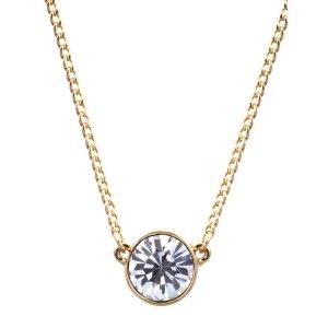 GivenchyCrystal Pendant Necklace