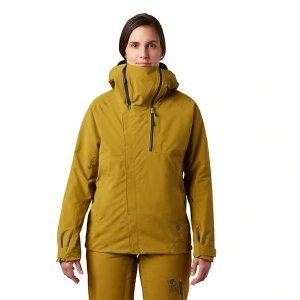 Mountain Hardwear女款户外防寒夹克