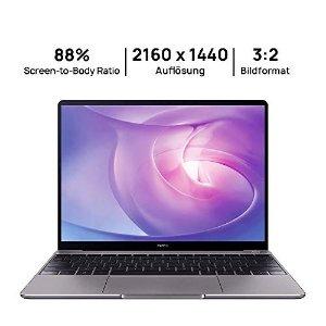 Huawei锐龙5 8GB 256GB SSDMateBook 13 2020 笔记本电脑