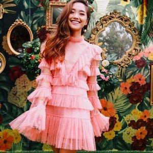 5折起+额外7折 $90起收仙女裙上新:Alice Mccall 澳洲美衣特卖 奚梦瑶、INS博主都在穿