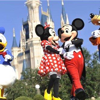 【门票】洛杉矶迪士尼乐园/迪冒险乐园门票二选一(1日1园)