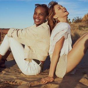 假期你准备好了吗TopShop 精选度假风服饰配饰包包上新热卖