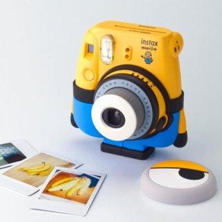 超值价¥431Fujifilm instax Mini 8 小黄人拍立得相机