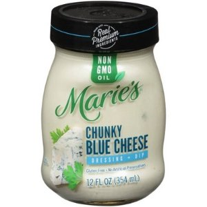 Marie's All Natural Chunky Blue Cheese Dressing - 12oz : Target
