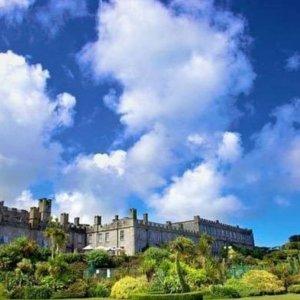 4.5折 含早餐、高尔夫、美术馆门票Cornwall 康沃尔奢华城堡酒店 双人间两晚仅£99