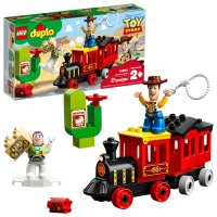 Lego DUPLO系列 Toy Story 玩具总动员火车10894