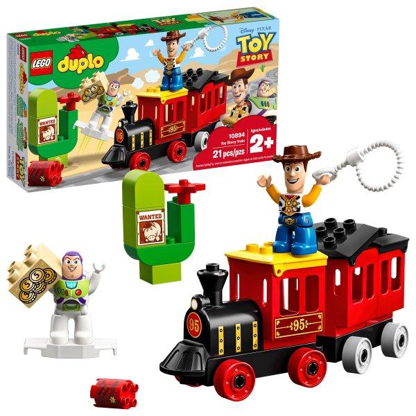 DUPLO系列 Toy Story 玩具总动员火车10894