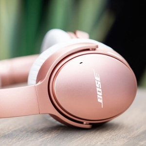$299(原价$449)Bose QuietComfort 35 ii 无线降噪耳机 玫瑰金