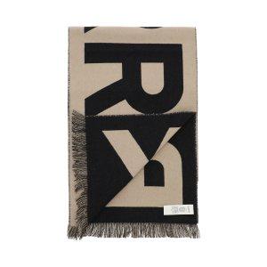 Burberry大logo围巾