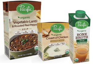 15% offAll Pacific Natural Foods Sale @ Vitacost
