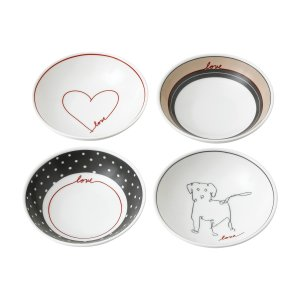 Royal DoultonED 优质瓷碗 4件套