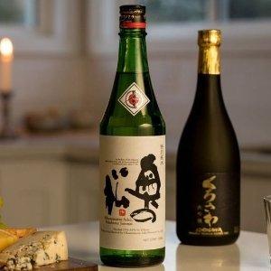 精选9折 已开奖独家:Tippsy Sake 奥松纯米酒等清酒限时促销,古酒梅酒$27