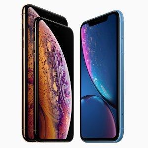 最高立省$300 XR只需$449起Apple iPhone XS/XR GiveBack Trade-in 优惠