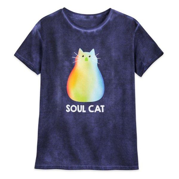 ''Soul Cat'' 成人女款T恤