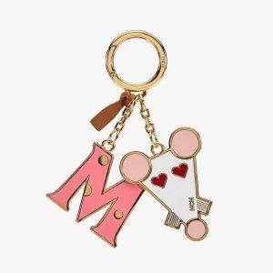 MCM可爱钥匙扣
