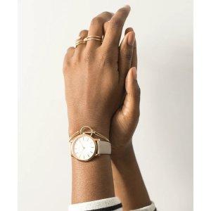 TimexMetropolitan 34mm女士腕表