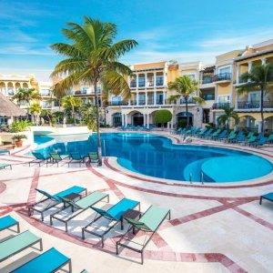 $519起 含机票+全包度假村墨西哥卡门海滩 3晚/5晚全包旅行套餐