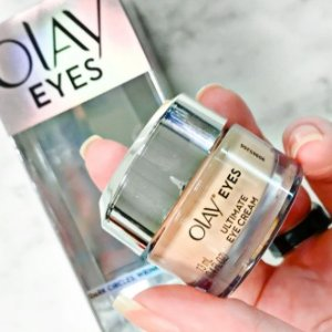Extra 15% Off Eye Cream by Olay, Ultimate Cream for Dark Circles and Puffiness
