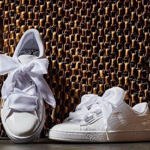 低至5折+额外9折+直邮中国Puma 精选鞋履大促,收麂皮Classic