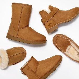 7折起!€103就收雪地靴UGG官网 冬季大促 雪地靴最佳时机入 更有保暖全套好物