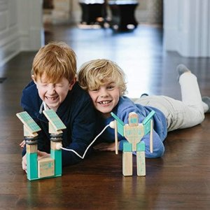 6.4折起+包邮Tegu 高品质木质磁力积木玩具特卖