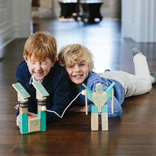 4.7折起Tegu 高品质木质磁力积木玩具热卖