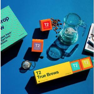 低至5折 + 部分款买3免1T2 Tea 澳洲潮牌茶文化 各类茶品热卖