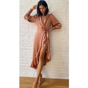 ZimmermannSilks丝绸连衣裙