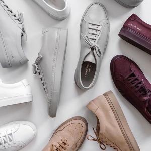 低至7折+额外7折 潮人必备折扣升级:Common Projects 经典小白鞋、休闲鞋热卖