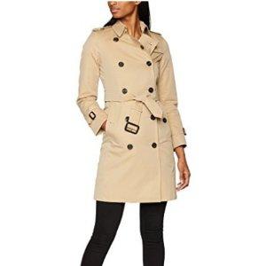 8折+退税 可直邮中美速抢:Burberry服饰超低价热卖 风衣到手$567起