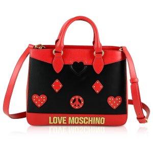 Love Moschino爱心手提包