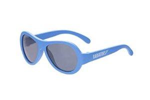 Babiators Kid's Aviator Uv Sunglasses, True Blue, 0-2 Years, 3-5 Years