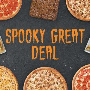 7.5折享正价菜单任意PizzaPapa John's 10月更新折扣 部分折扣码可叠加