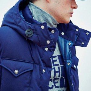 低至4.5折 + 部分款式额外8折即将截止:The North Face 羽绒服,冲锋衣,抓绒衣等促销