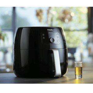 $285 (原价$499)+回国可退税史低价:Philips HD9651/91 超大容量空气炸锅 健康无油更美味