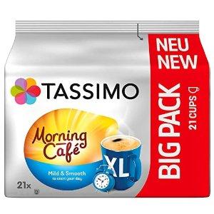 Tassimo早上好中焙咖啡105粒
