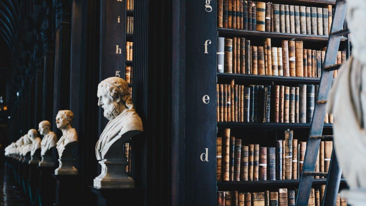 巴黎图书馆自习攻略,一进这些图书馆就感觉自己就成学霸了!
