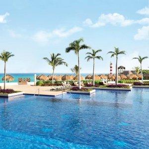 低至$316  9月价格最低 粉丝口碑推荐坎昆5星级Hyatt Ziva全包度假酒店 超值好价
