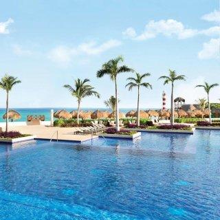 低至$314  9月价格最低 粉丝口碑推荐坎昆5星级Hyatt Ziva全包度假酒店 超值好价