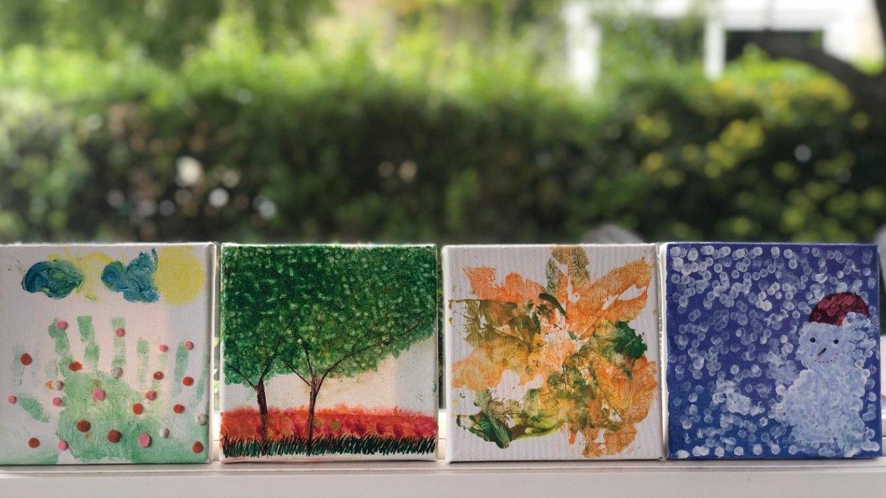 颜料还是画笔🎨幼龄儿童绘画启蒙工具推荐