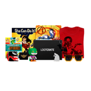 15% offSite-wide Sale @Lootcrate